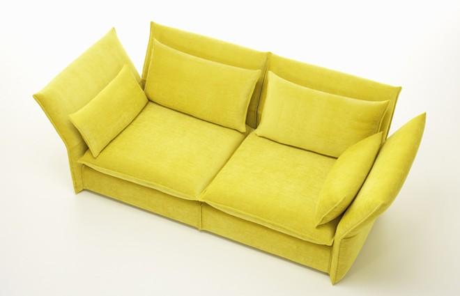 Genial Mariposa Sofa By BarberOsgerby.