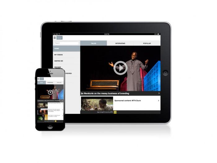 Ije Nwokorie conference talk premieres on Design Indaba App