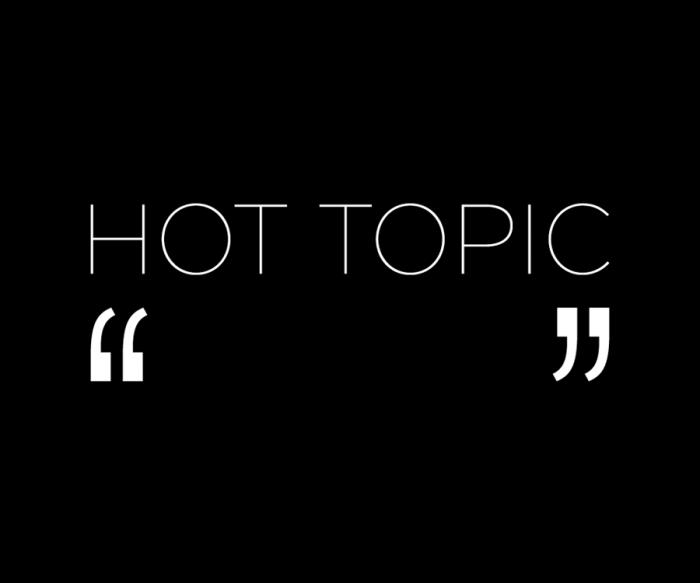 Design Indaba Hot Topic.