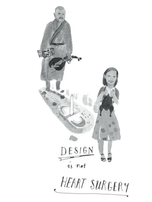 Peet Pienaar & Heidi Chisholm. Illustration – Katrin Coetzer.