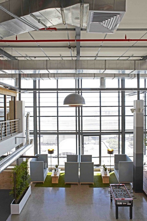 Inhouse Brand Architectsu0027 Office Design For ...