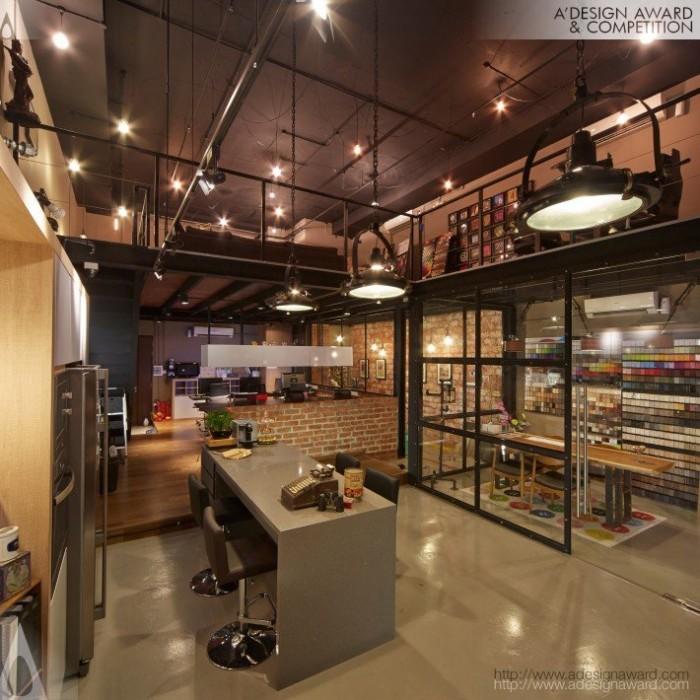 Reminder enter the a design awards design indaba for Loft office design