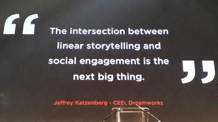 Jeffrey Katzenberg quote