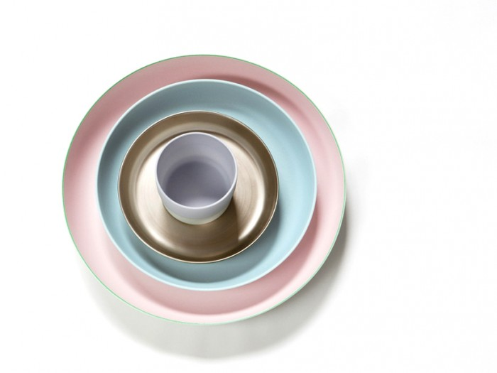 Colour Porcelain by Scholten & Baijings.