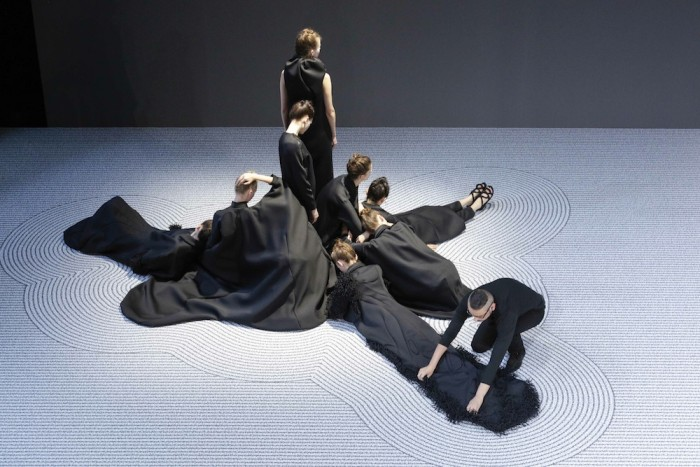 Victor&Rolf's Haute Couture Collection 2013.