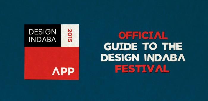 Design Indaba Festival 2015 official app