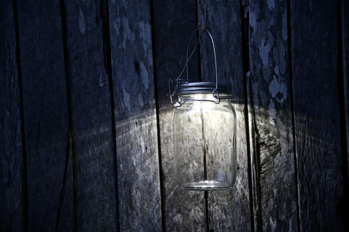 Consol Solar Jar.
