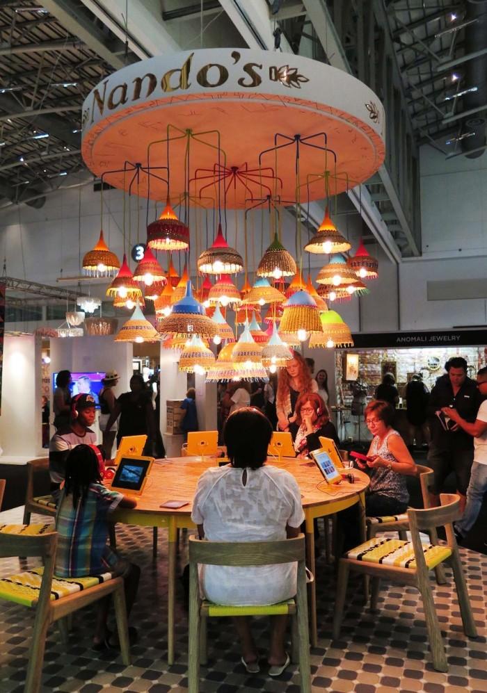 Nando's Design Indaba Expo 2015