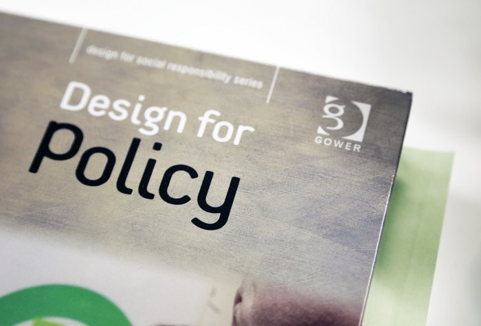 Design for Policy.