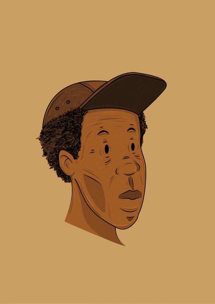 """""""Chocolate Sizwe"""" by Thulasizwe Mamba"""