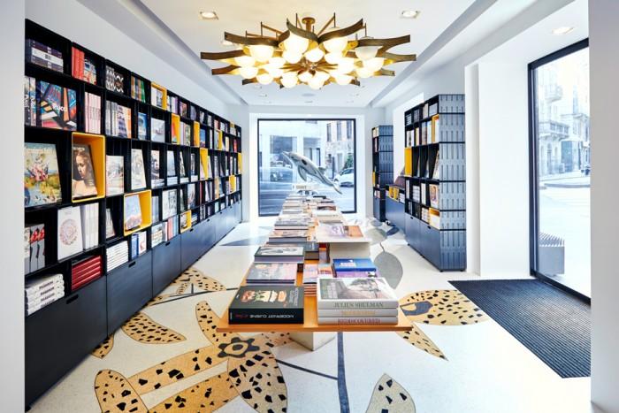 Taschen bookstore, Milan.