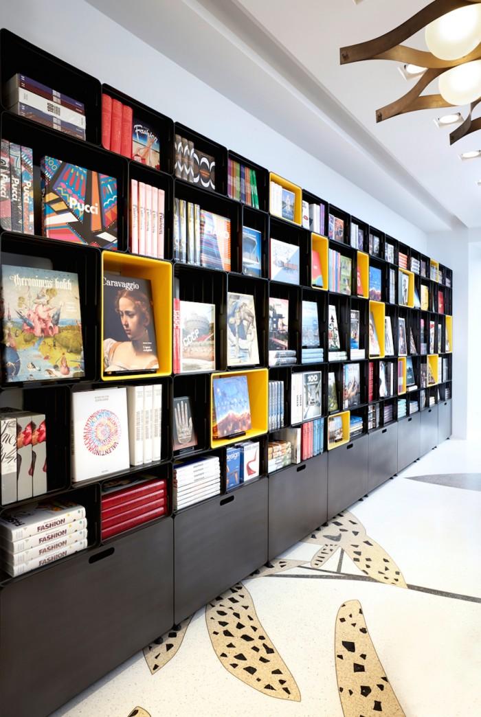 Marc Newson cabinets for Taschen