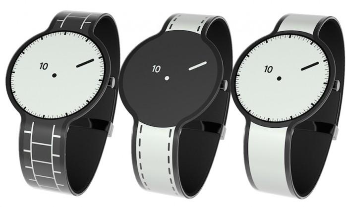 FES paper watch.