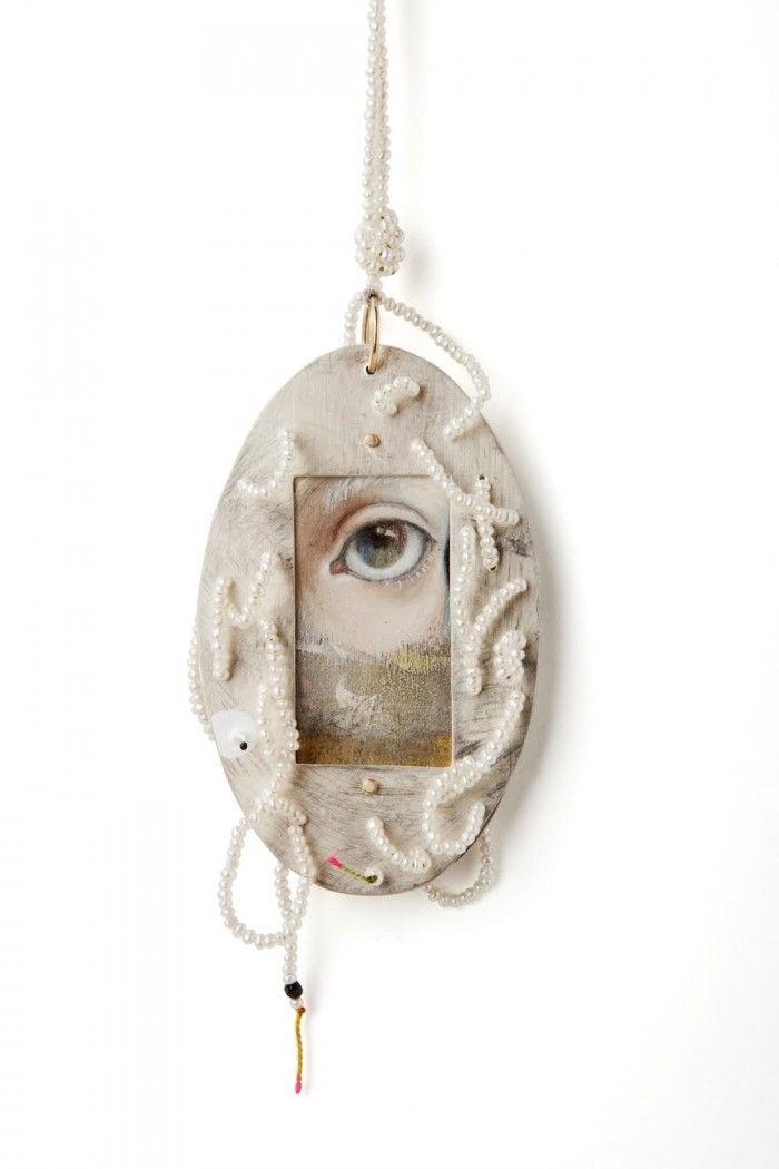 """Eric Loubser jewellery piece for """"Tableaux"""""""