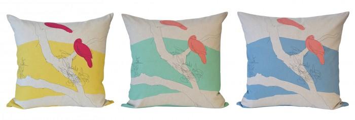 Garden Series cushions