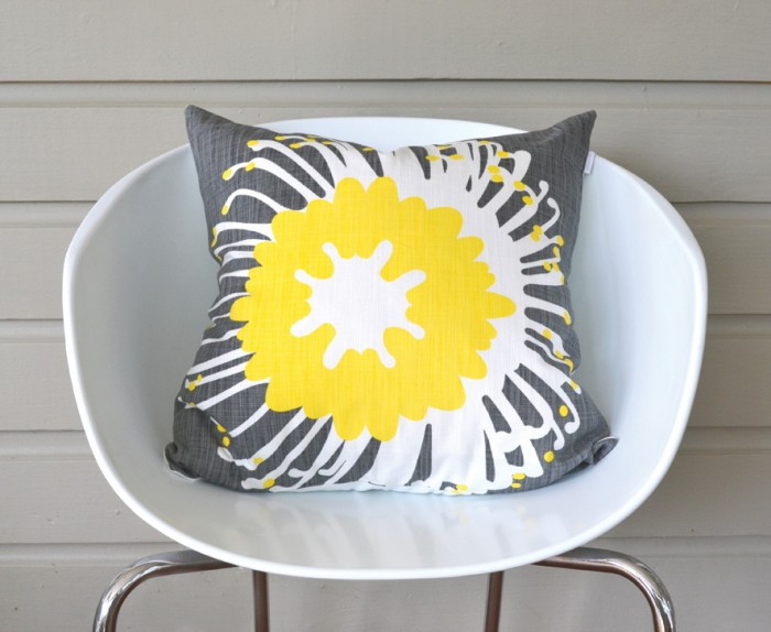 Protea Series cushion
