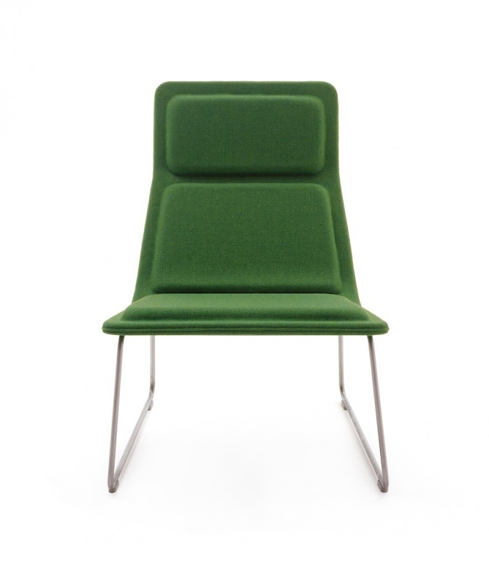 Low Pad Chair For Cappellini By Jasper Morrison