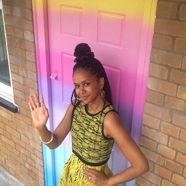 #DITakeover on Instagram: Lakwena Maciver