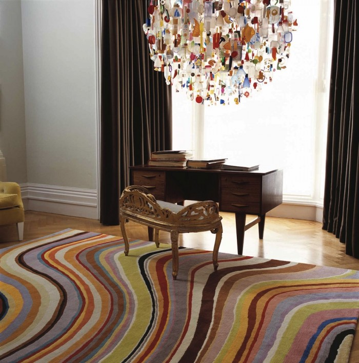 Think, that the rug company striped woven throw something