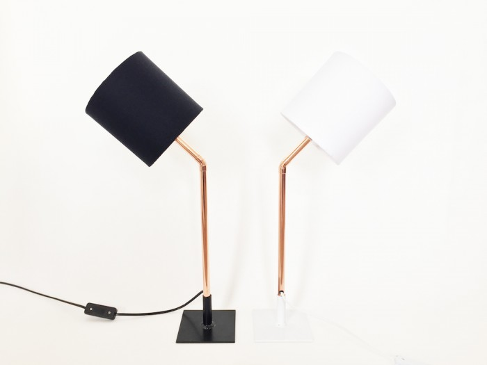 Buzz lamp by Cape Town-based studio, The Artisan.
