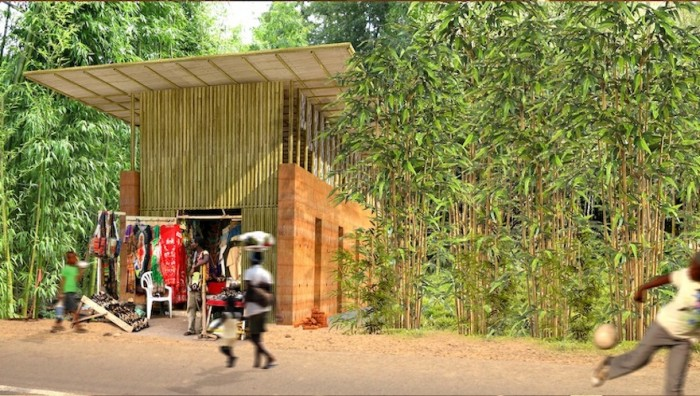 The African mud house goes modern Design Indaba