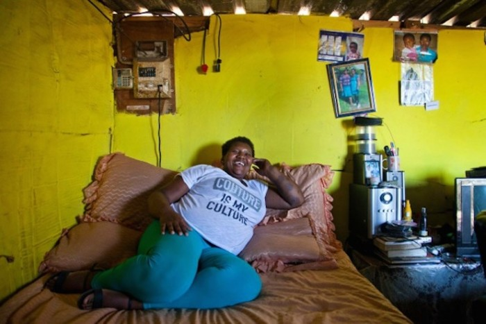 Photographs capture women's struggles to leave behind sex work