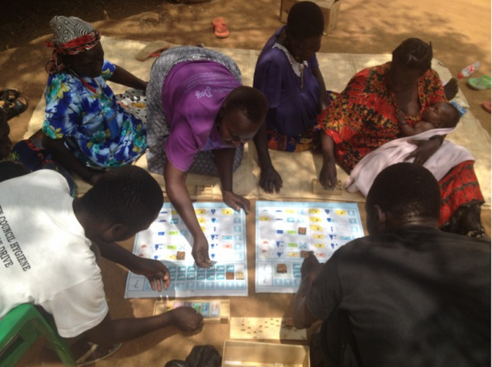 As Africa's poorest go from aid to trade, Designers without Borders and the UN's World Food programme are helping a group of Ugandans to become truly self-reliant with the Aki Financial Literacy kit.