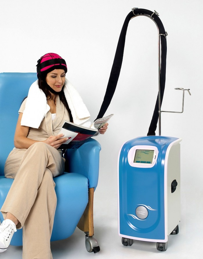 Chemotherapy Room Design: A Cap To Halt Hair Loss In Cancer Patients