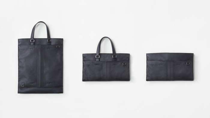 The architect bag by Nendo