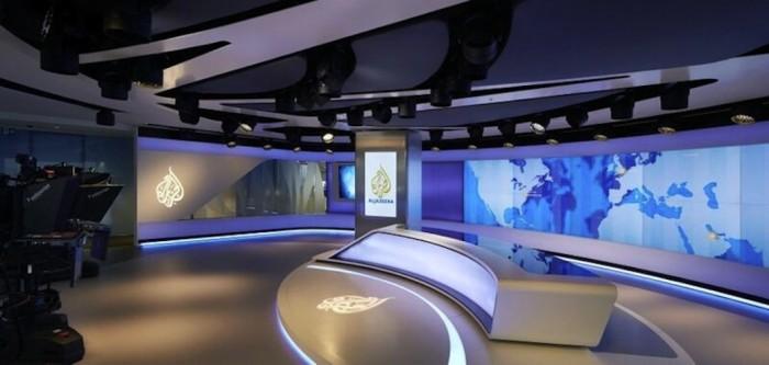 Al Jazeera Broadcasting Studio By Veech X