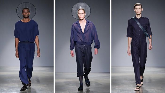 South African Menswear week - SS16.