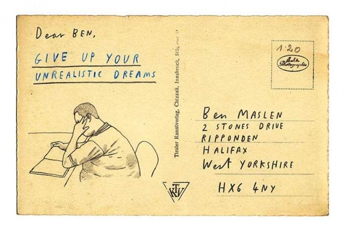 Mr Bingo's 'Hate Mail' Kickstarter offers artistic online abuse
