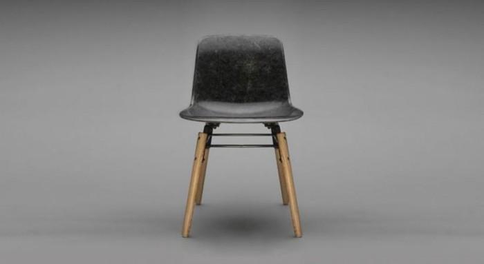 Solidwool's Hemsbury Chair.