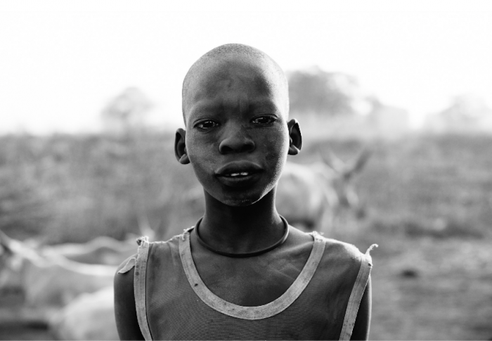 Tara Rice's photos capture the Mundari tribe of South Sudan, who are vulnerable to the threat of rogue land mines