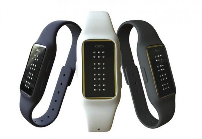Meet Dot, the braille smart watch for the visually ...