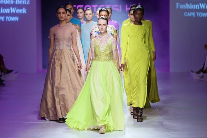 Tsotetsi Kl Mercedes-Benz Fashion Week Cape Town
