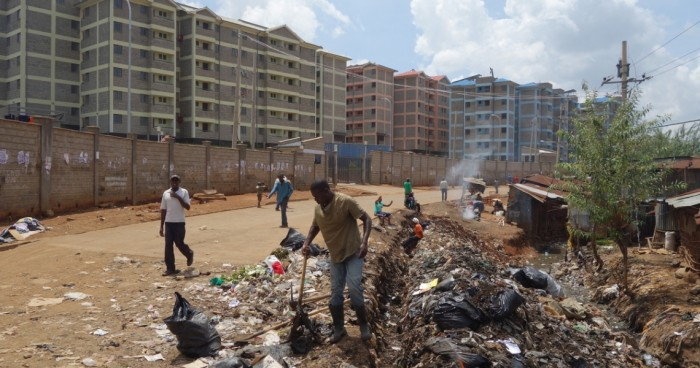 The transformation of Kibera: From Africa's largest slum to promised land.
