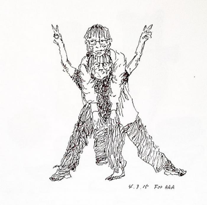 Drawings for my grandchildren