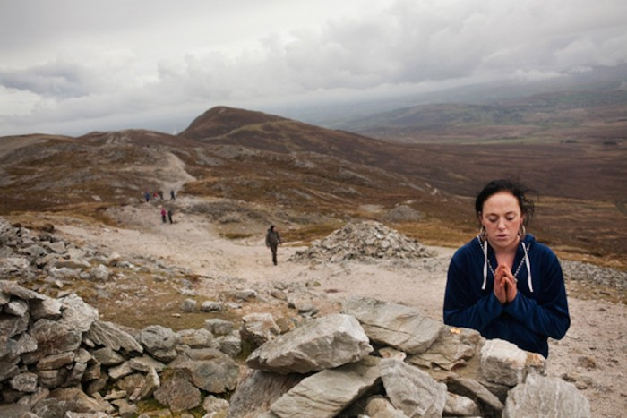 "The series ""The Travellers"" documents the daily life of Ireland's nomad minority group."