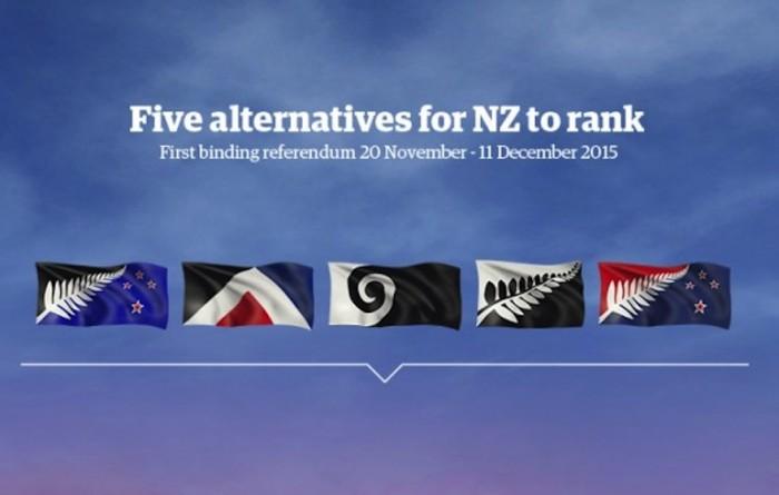 Five New Zealand Flag Redesign Finalists Image Govt Nz