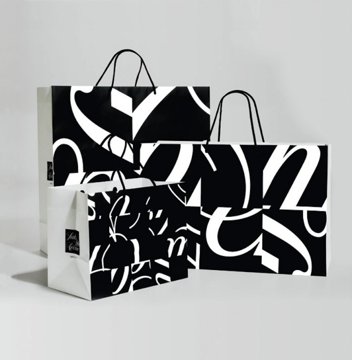 Saks Fifth Avenue different bags. © Courtesy of Saks Fifth Avenue