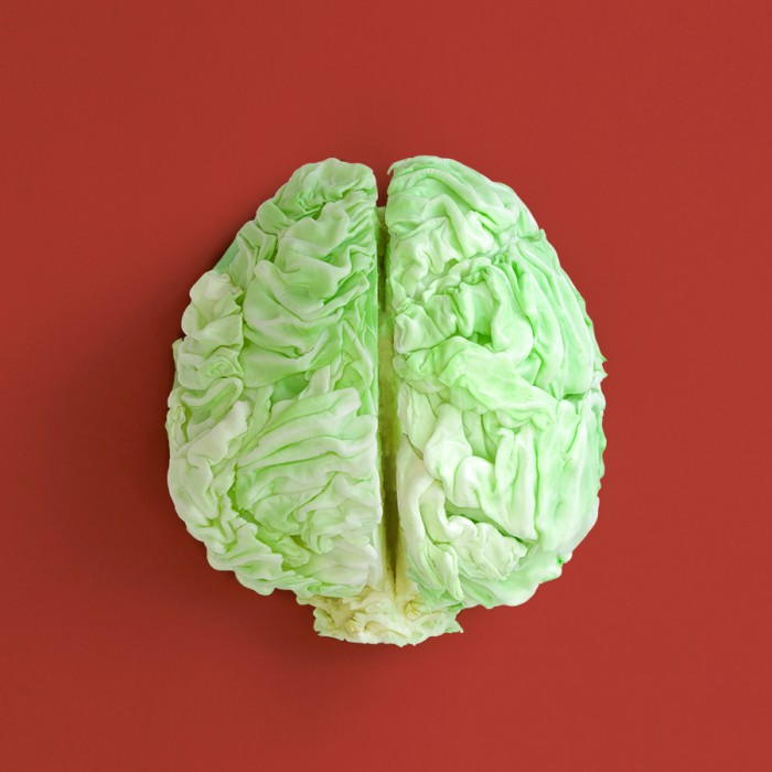 Eco-artist Dan Cretu creates quirky art using food.