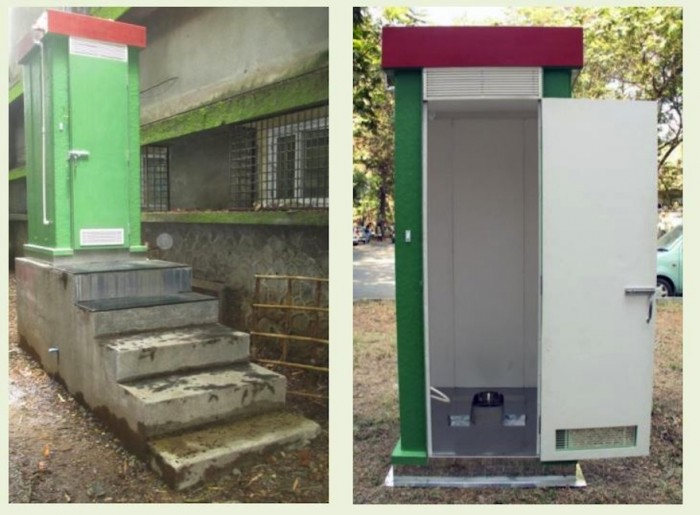A New Eco Friendly Waterless Toilet System Designed By A University  Professor Is Set To