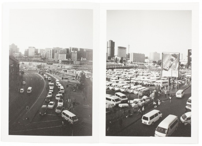 """Crossing Strangers"", Andile Buka's first published work, is a photobook exploring Johannesburg and the people that live there."