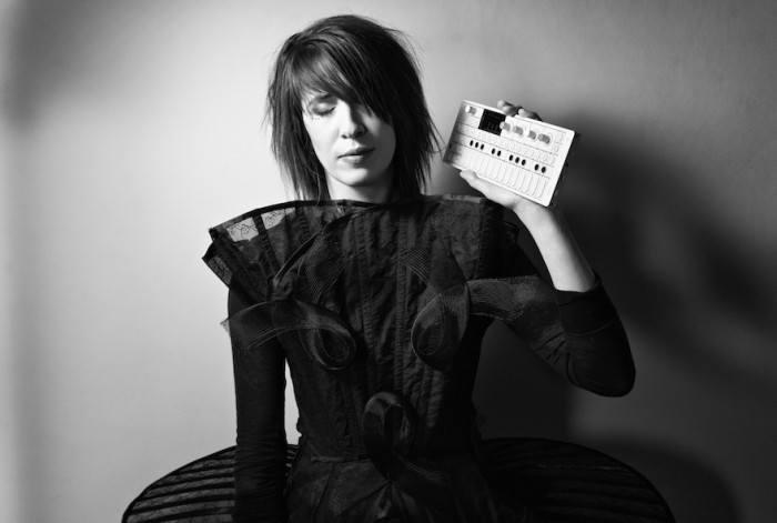 Self-produced singer-songwriter Imogen Heap is an unusual digital diva with rare technical savvy and a personal vision for the future of the music industry