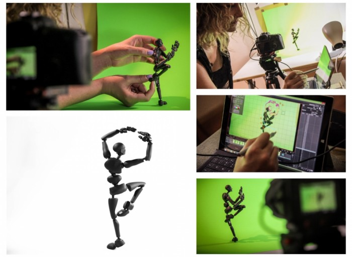 The Stickybones puppet is A revolutionary animation-art figure perfectly calibrated to bring your ideas to life.