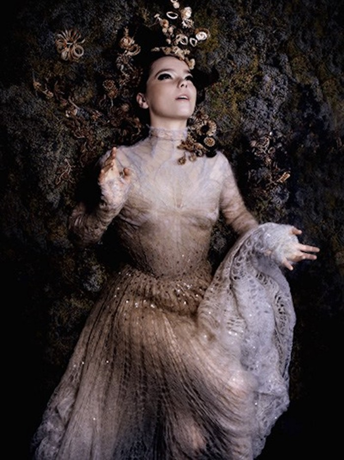 W&N collaborated with Bjork on multiple occasions.
