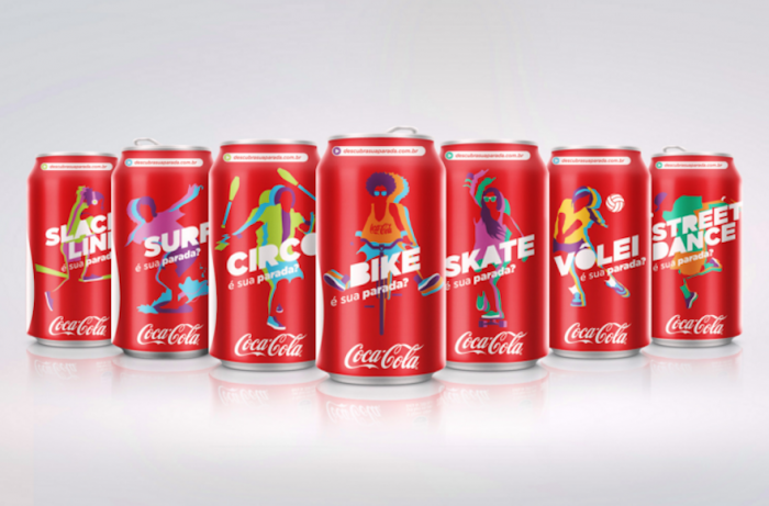 The active living campaign for Coca-Cola