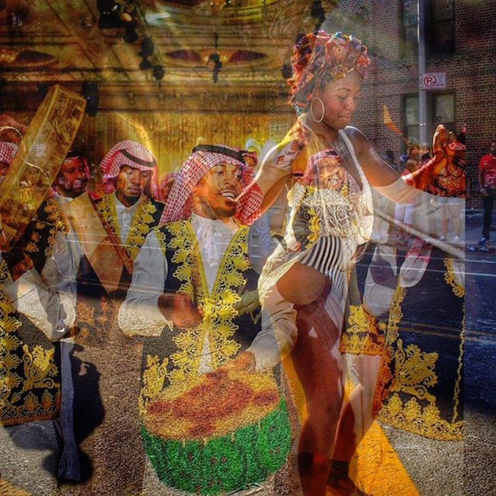 Tasneem Alsultan photographs stories of women in Saudi Arabia, focusing on love marriage and culture. Whilst Ruddy Roye writes about disenfranchised groups especially black men in his community of Bedstuy, NY.