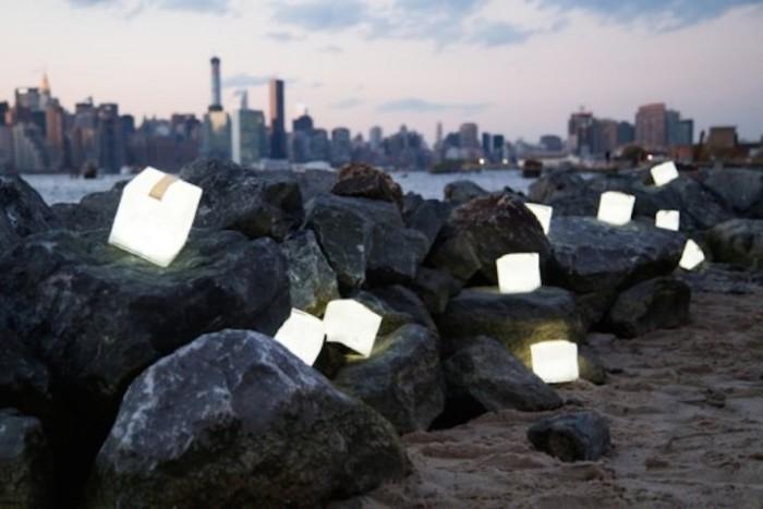 Solarpuff light